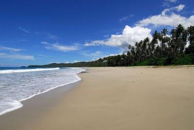 Pantai Sorake Dinas Kebudayaan Pariwisata Provinsi Sumatera Utara