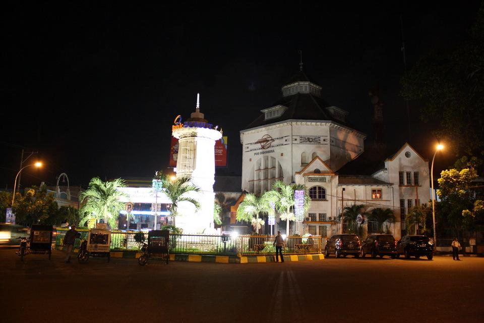 Kantor Pos Besar Dinas Kebudayaan Pariwisata Provinsi Sumatera Utara